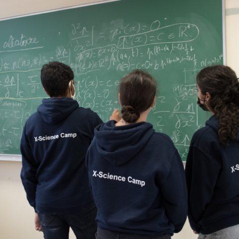 Témoignage de Hévisinda T. au X-science camp 2021 !